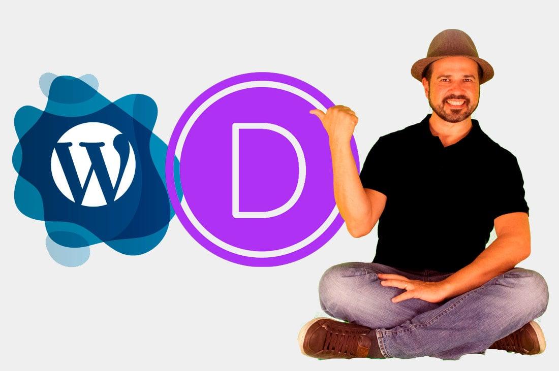 Fundamentos do Wordpress e DIVI Builder